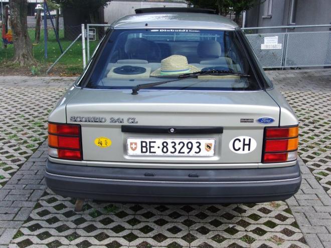 Ford Scorpio 2.4 i CL 009
