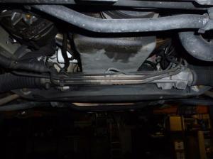 Unterboden Ford Scorpio 2.4 i CL 005