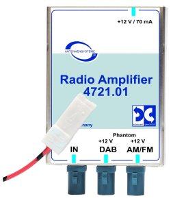 ABB - Rundfunkverstärker. Nr. 4721.01