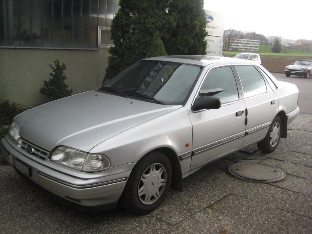ford-scorpio-limousine-1992-occasion Bild 1