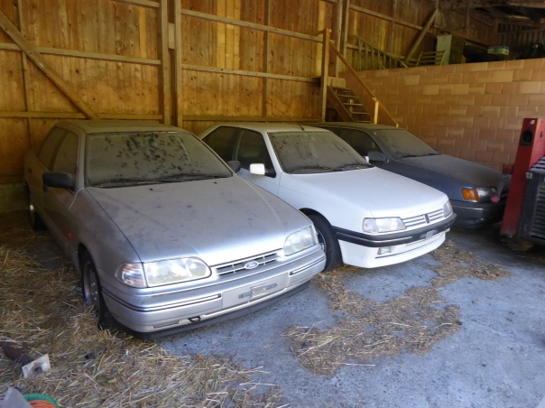 Ford Scorpio s CL, GL und Cosworth 006